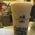bubble tea, taiwan street foods