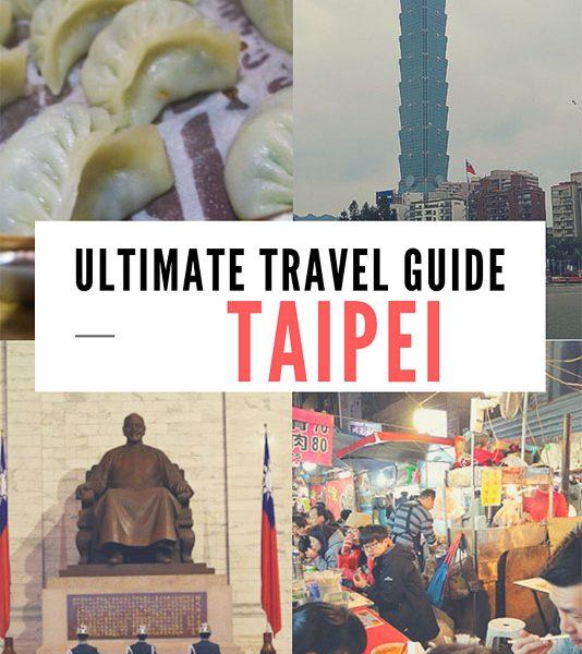 Travel Guide Taipei, best things to do in taipei