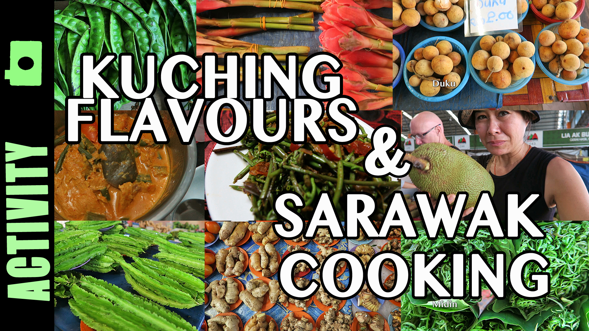 Sarawakian Food, Sarawakian Cooking