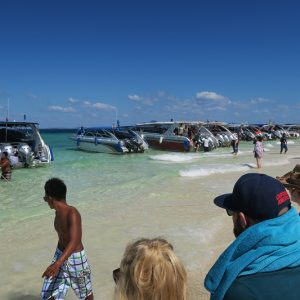 phi phi island speedboat tour review, ko phi phi speedboat tours