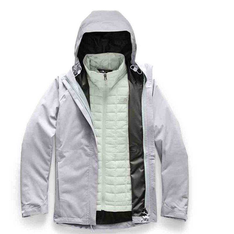 The North Face Womens Thermoball Eco Triclimate Jacket