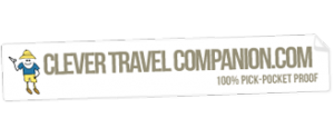 clever travel companion logo