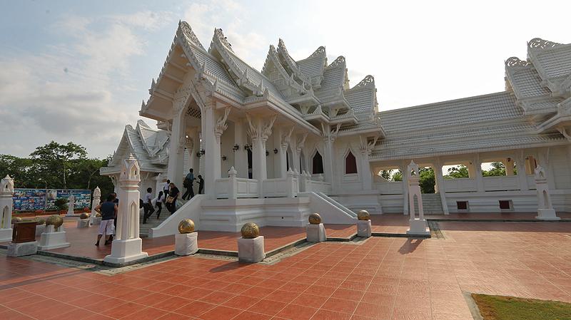 Thai temple Lumbini, lumbini temples, lumbini sightseeing
