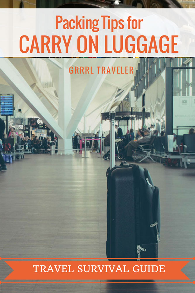 Packing tips for carryon luggage, packing tips for hand luggage, carry on tips