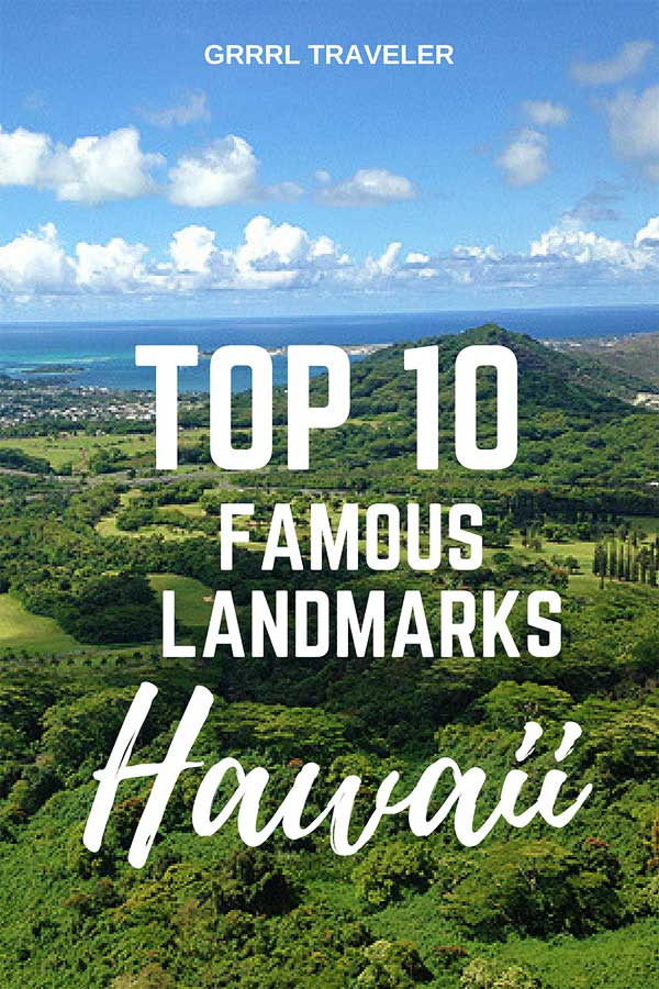Top 10 Landmarks Hawaii, top things to do hawaii