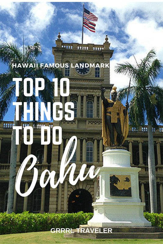 Top 10 Things to Do on Oahu, Hawaii Famous Landmarks
