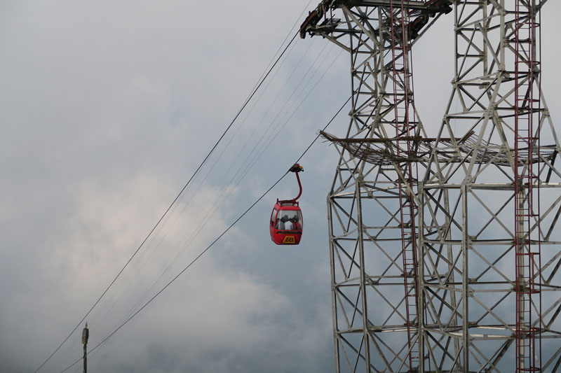 darjeeling ropeway, darjeeling travel guide, things to do in darjeeling, cable car