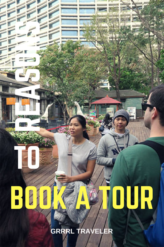 6 Reasons to Book a Tour