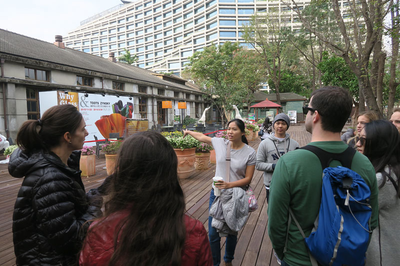 food tour taipei