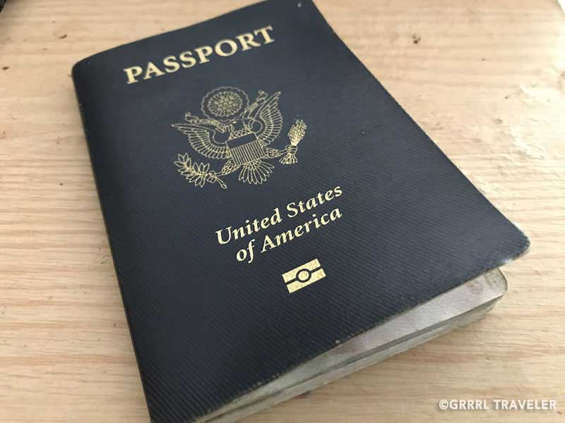 american passport, us citizen passport