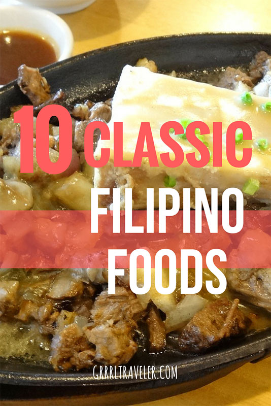 10 must try classic filipino foods grrrl traveler 10 classic filipino foods must try filipino foods must try foods philippines forumfinder Images