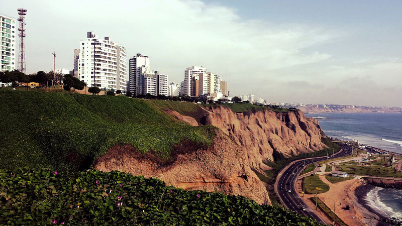 Miraflores, Lima, 48 hours Lima, where to stay lima