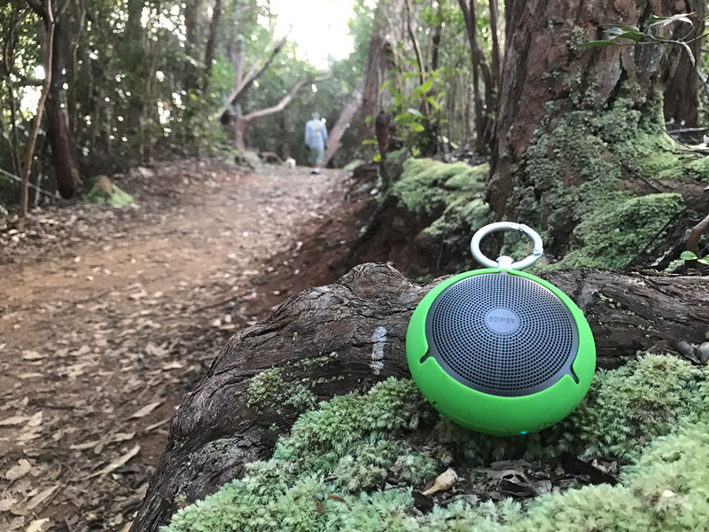 travel speaker review, edifier mp100 review