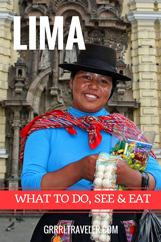 lima travel guide, lima layover guide