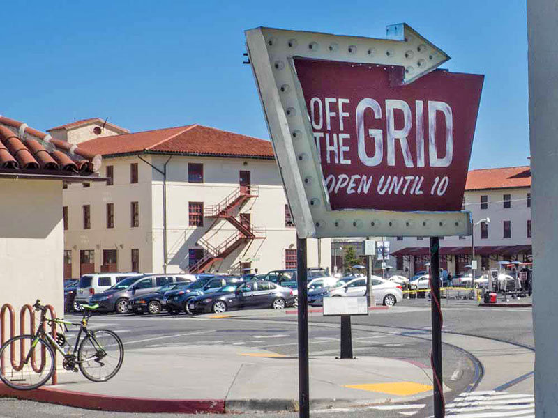 San Francisco Off-the-grid, san francisco food trucks, san francisco best food spots