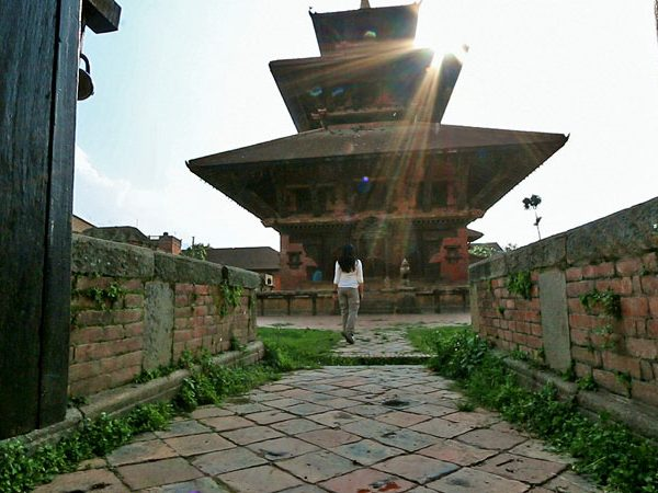 panauti travel guide, indreshwar temple