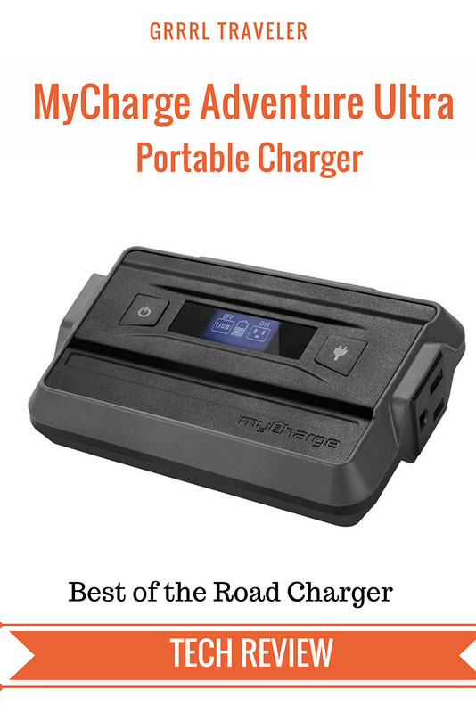 MyCharge Adventure Ultra, 13000mah portable chargers, best portable chargers,