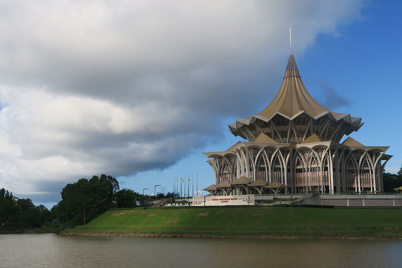 Kuching fort margherita, best thing to do in kuching, kuching travel guide, kuching sarawak