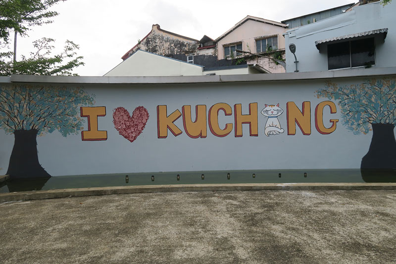 kuching cats, kuching mural cats, best thing to do in kuching, kuching travel guide, kuching sarawak