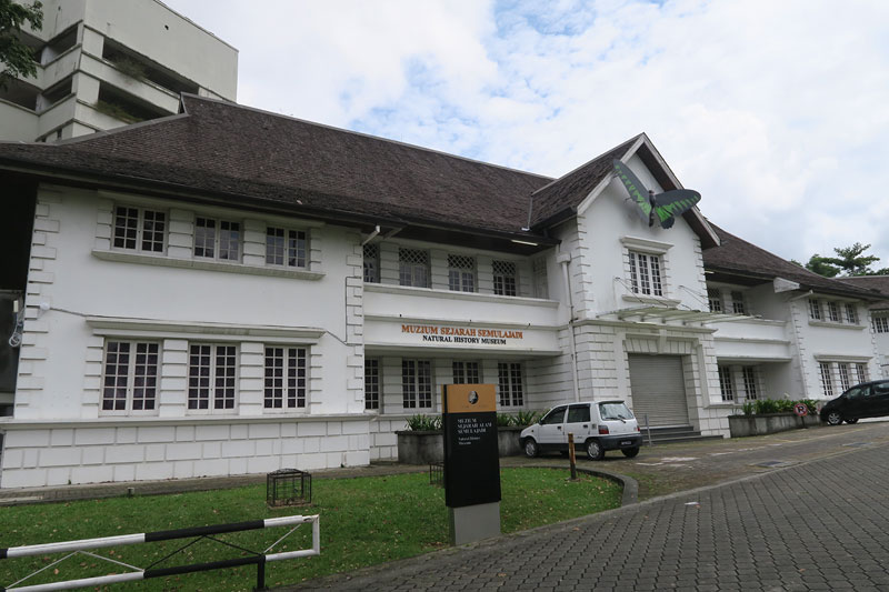 Kuching Museum, best things to do in kuching