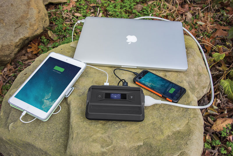 myCharge Adventure Ultra review, mycharge portable charger 13400 mah
