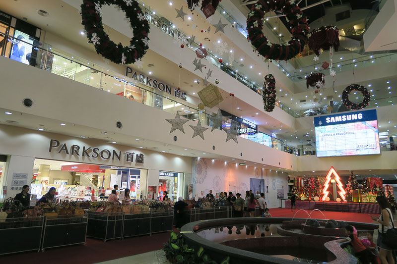 kuching plaza merdeka, best thing to do in kuching, kuching travel guide, kuching sarawak