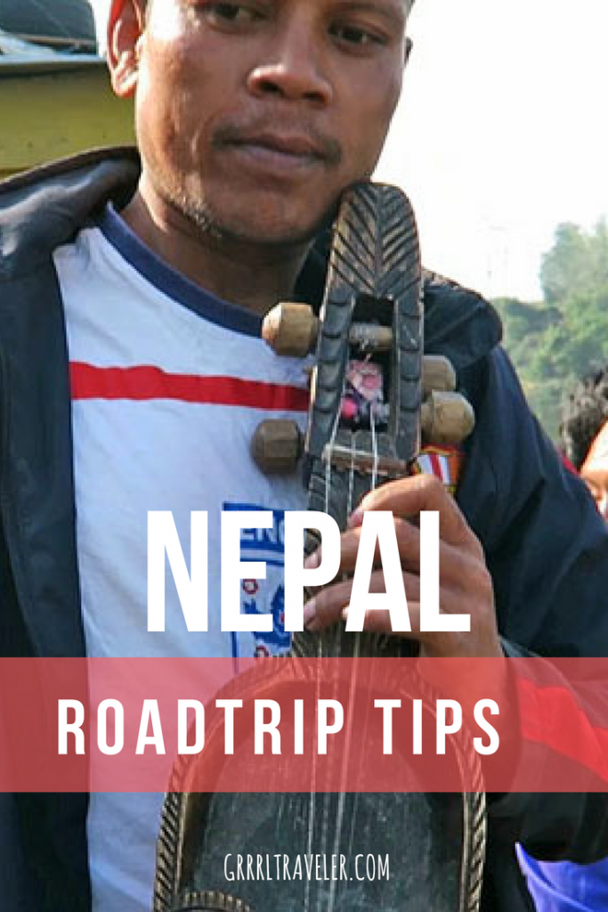roadtrip tips nepal, getting from kathmandu to chitwan national park