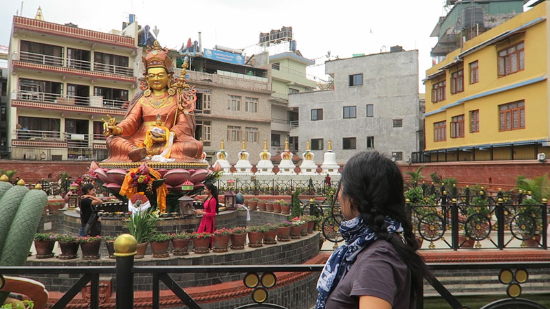 Peace Park Boudha, boudha attractions, things to do boudha, things to do bodhanath stupa