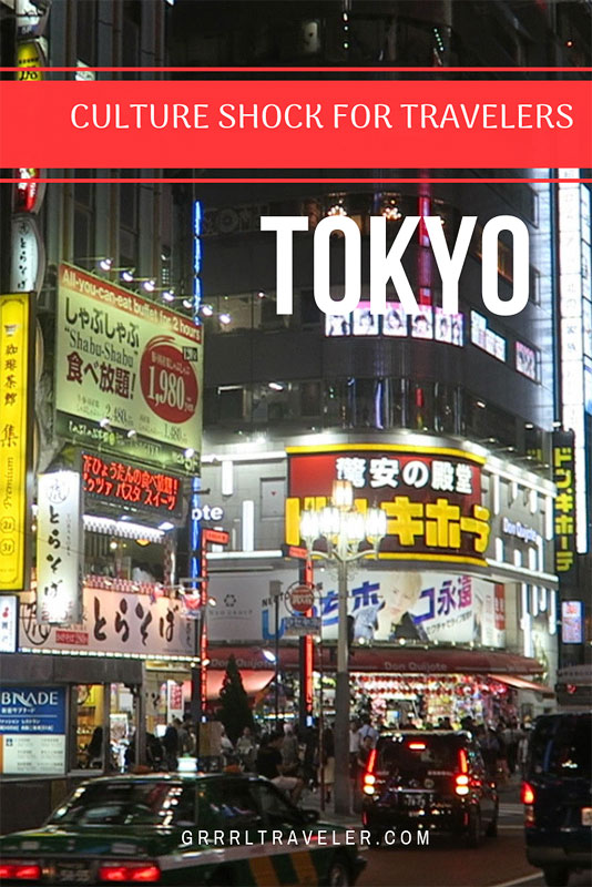 things which will shock you about Tokyo, tokyo culture shock