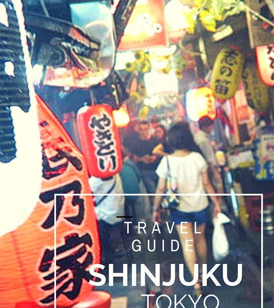 shinjuku travel guide