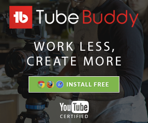Tubebuddy, optimizing youtube videos, gain youtube views