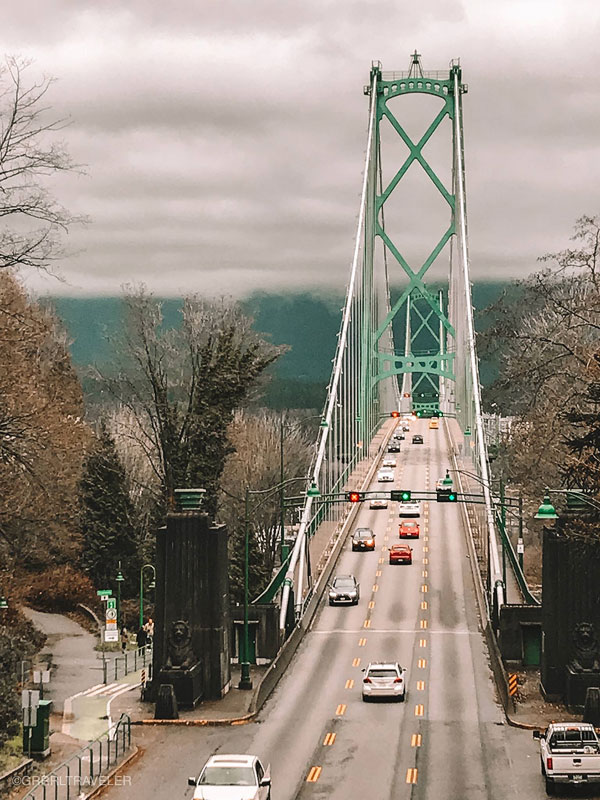 best things to do in vancouver, vancouver travel guide, lions bridge vancouver
