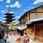 Kyoto attractions: Yasaka Pagoda