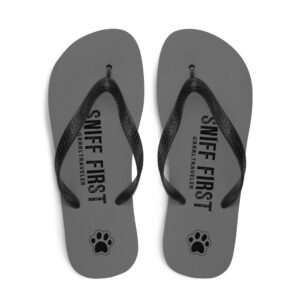 flip flops for dog lovers