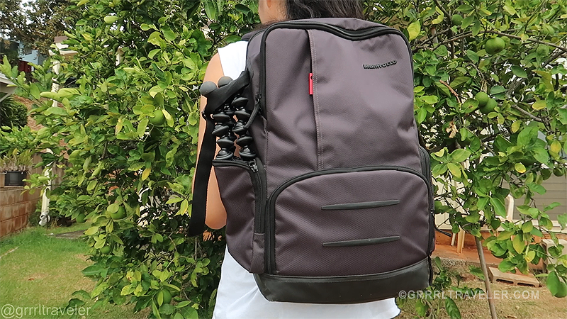 manfrotto metropolitan camera backpack review