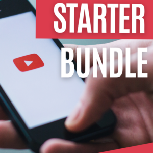 youtube starter bundle
