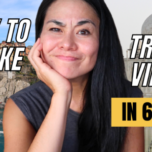 how to make travel videos for youtube in 6 steps