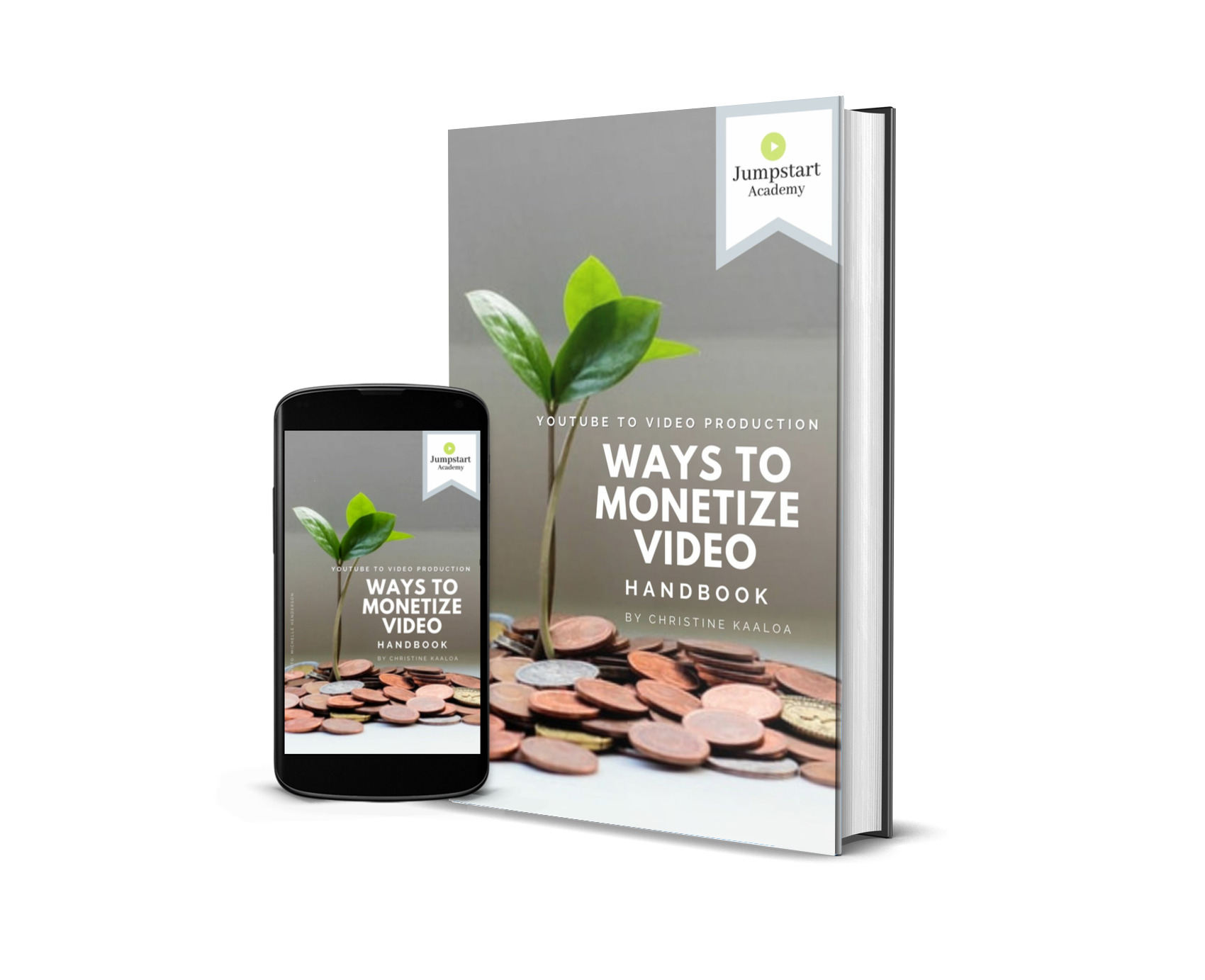 Ways to Monetize Video with YouTube to Video Production handbook-combo