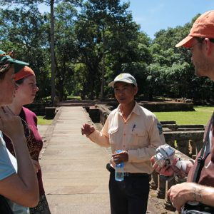 reasons to book a tour, tour guide siem reap